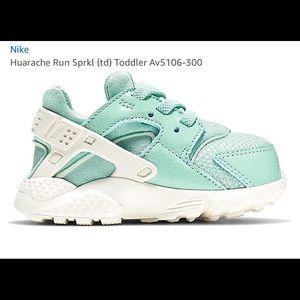 Nike baby Hurache Run Sparkle